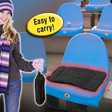 Rechargeable Heated Outdoor Seat Warmer
