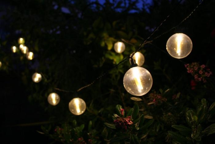 Britta Products Solar-Type-X01 Solar Firefly Strings Light