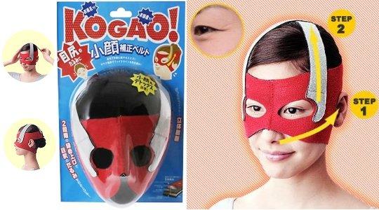 Anti-aging, anti-wrinkles beauty mask