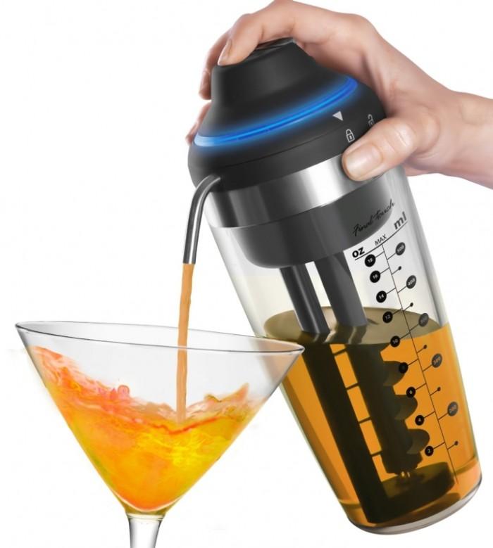 Cocktail Motorized Cocktail Shaker & Dispenser