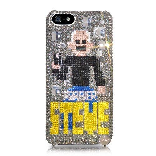 Forever Steve Bling Swarovski Crystal iPhone 5 Cases
