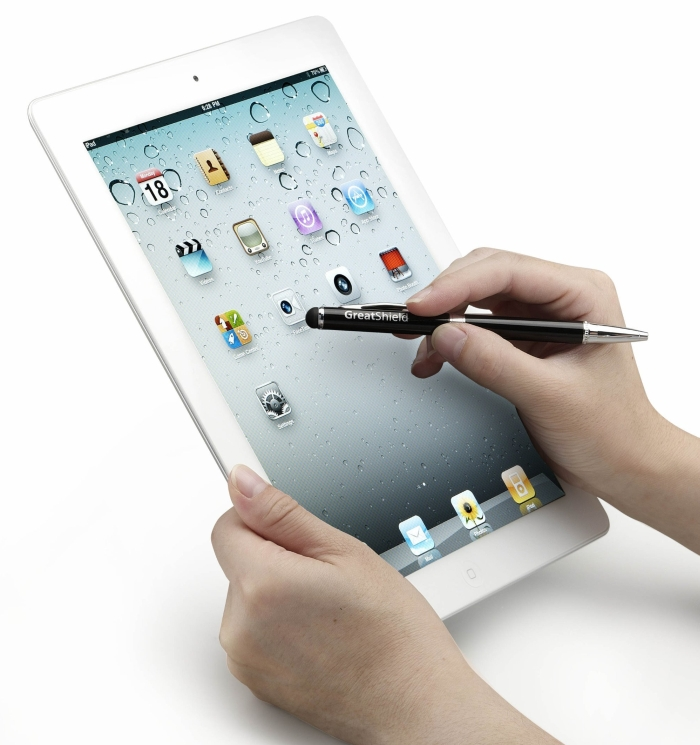 2-in-1 Ballpoint Pen and Capacitive Touchscreen Stylus for Amazon Kindle Fire Tablet