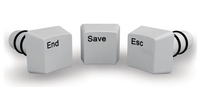 Caps Lock Keyboard Key Shaped Bottle Stops