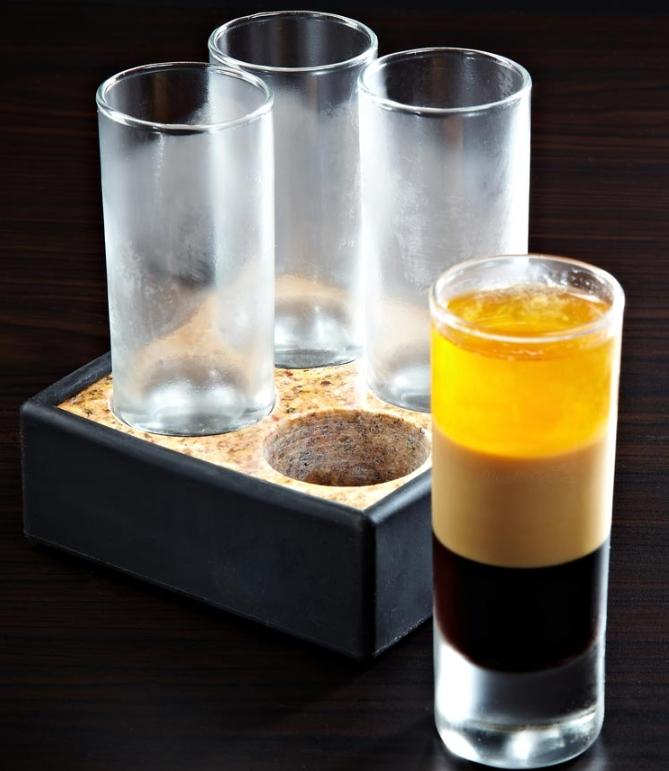 Man-Sized Shot Glass Chillers Set
