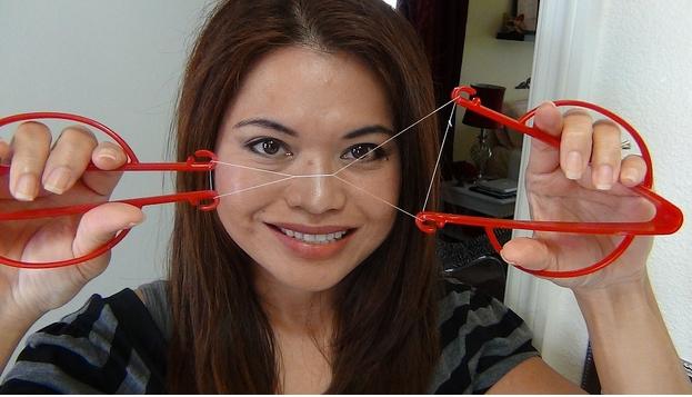 Helix Threadease, Home Hair Remover & Threading Tool