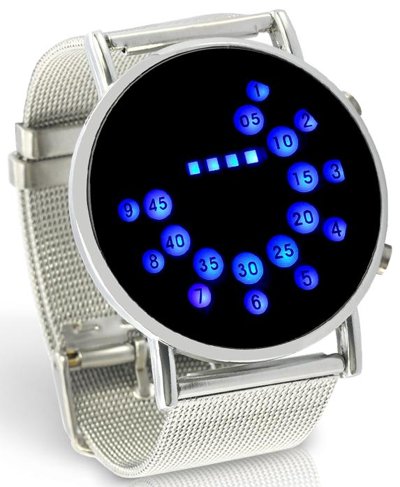 "LED Watch ""Ferius"""