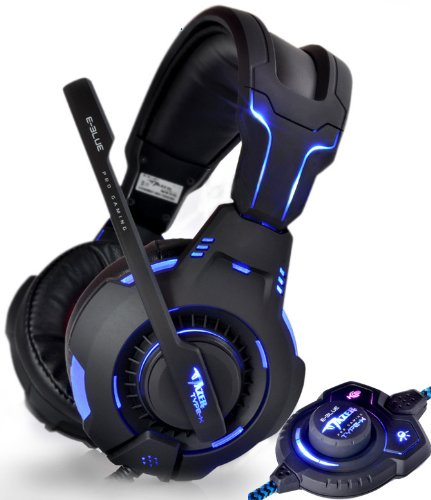 Type X Blue Light Gaming Headsets