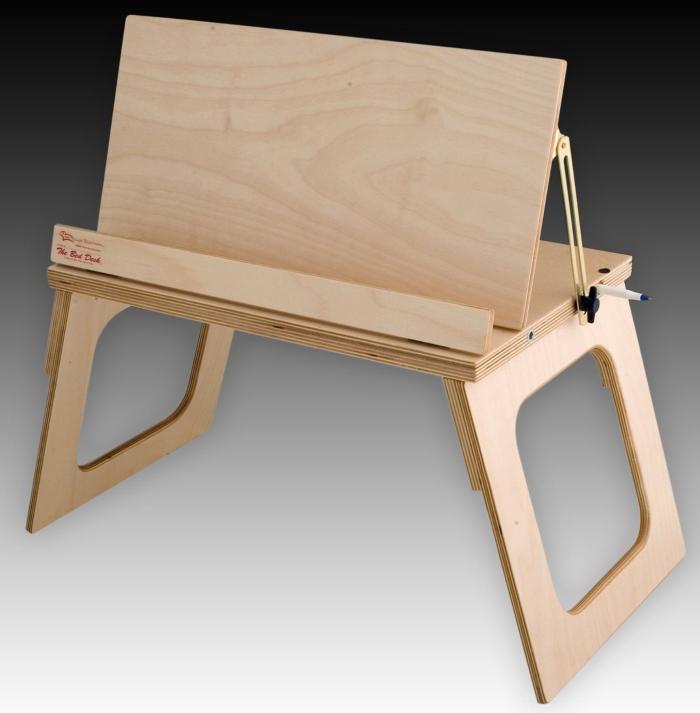 The iPad Desk
