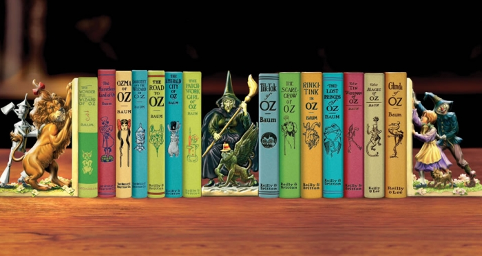 The Exact Reproduction Wizard of Oz Library