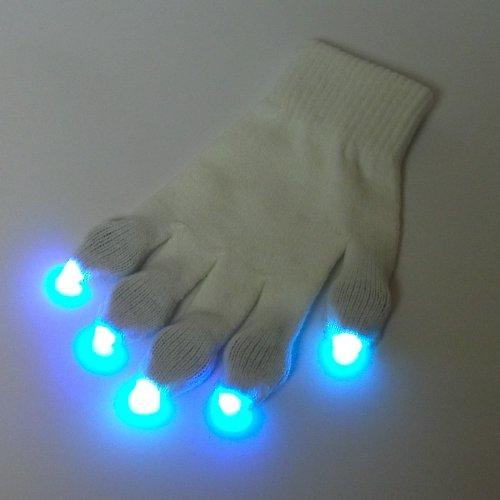 7 Color Nano LED Glove Set