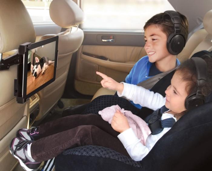 The Backseat iPad Theatre