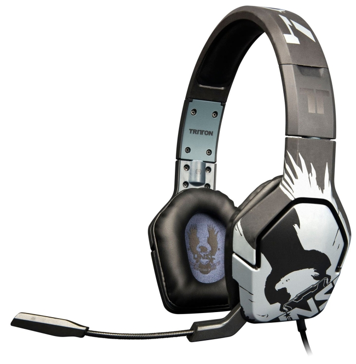 Halo 4 Trigger Stereo Headset for Xbox 360