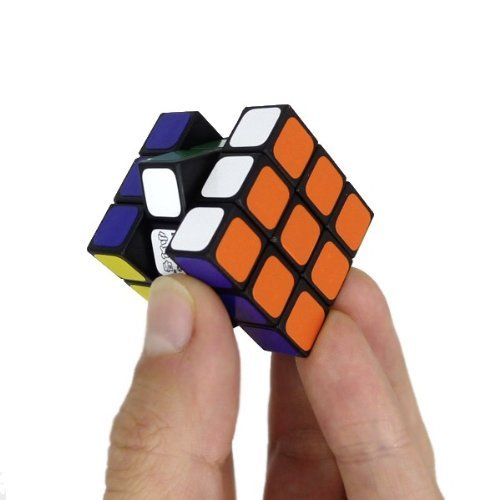 3x3 Tiny 3cm Speed Cube Black