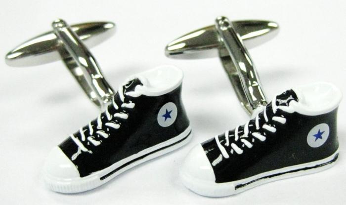 Basketball Shoe Cufflinks