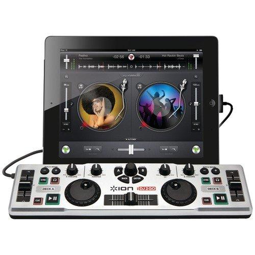 ION IK24 IDJ2GO DJ CONTROLLER