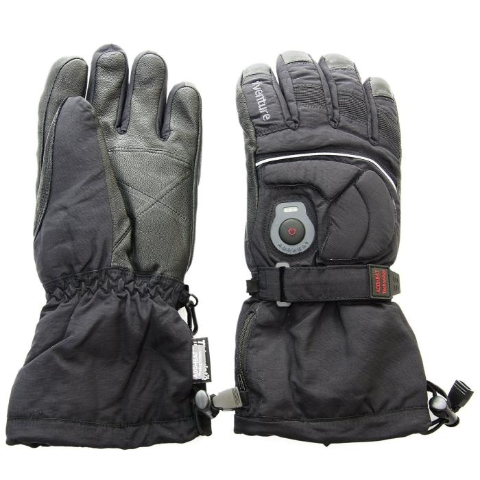 Battery Heated Gloves for Men