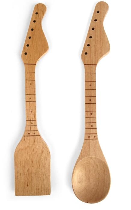 Rockin Spoon and Spatula Set