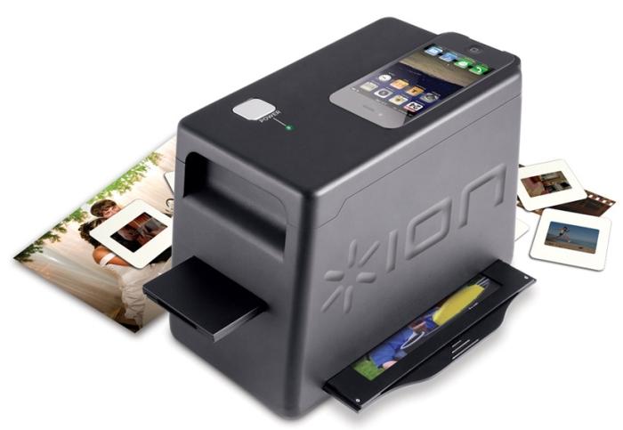 iPhone Photo Scanner