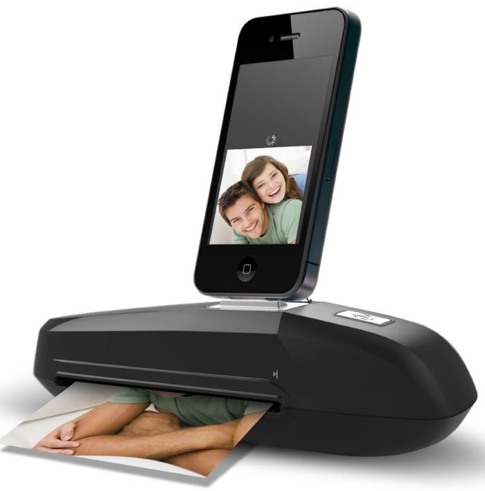 Mustek S600i iPhone/iPod Docking Scanner