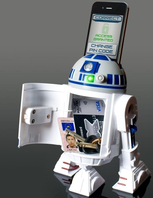 Star Wars R2D2 Smart Safe