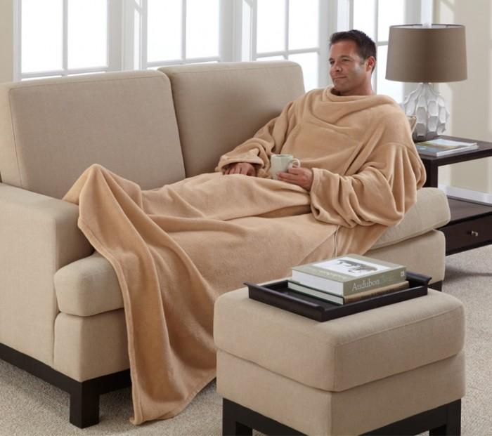 Heated Wearable Blanket