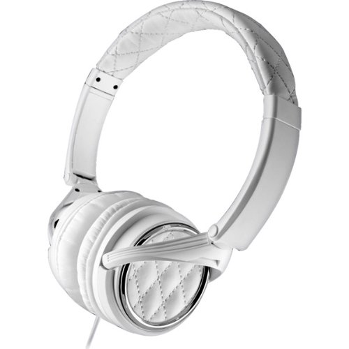 Over-the-Ear Headphones with Call Answer Button and Microphone