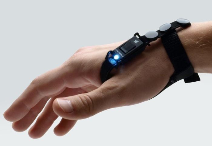 Swiss+Tech TLCSBK-HM Hand Mount Tool Light