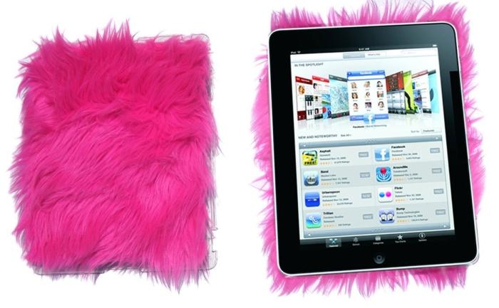 Fur iPad 2 Case