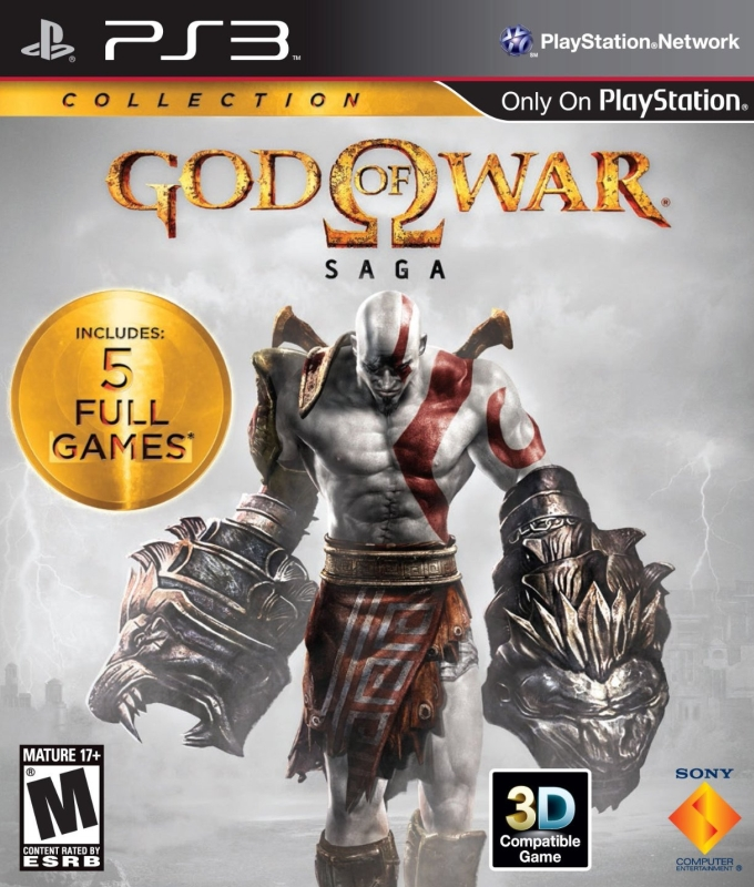 God of War Saga Collection