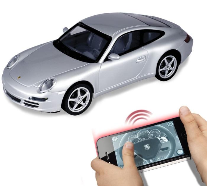 Silverlit Bluetooth 1:16 Porsche 911