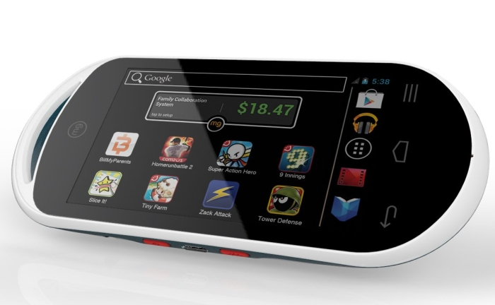 Portable Android Wi-Fi Game System