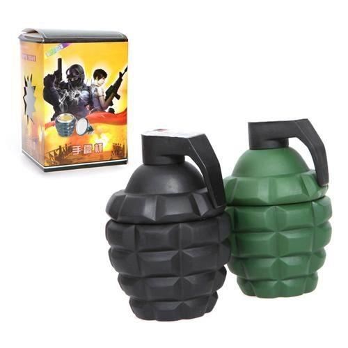 Grenade shape insulating glass
