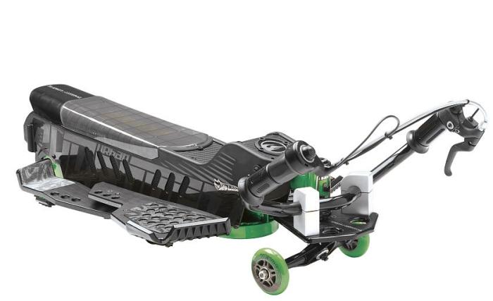 Hot Wheels Urban Shredder 24-Volt Battery-Powered Ride-On