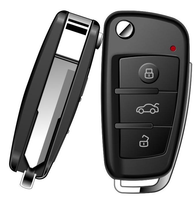 DVR Multifunctional Hd Recorder Camera Hidden Camera Car Keychain