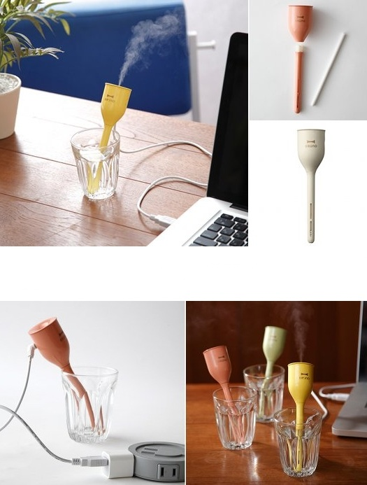 USB Tulip Stick Ultrasonic Humidifier