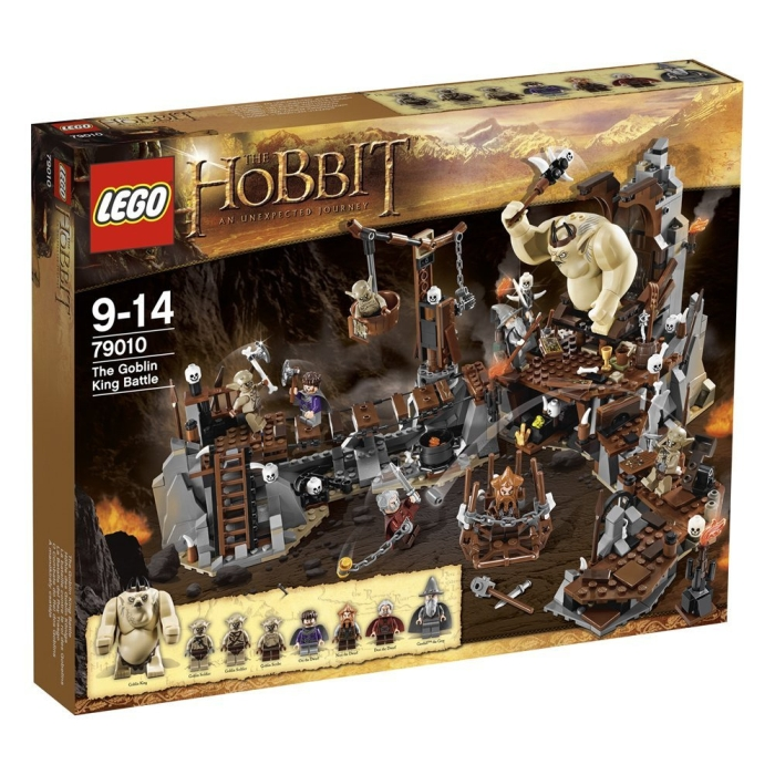 LEGO The Goblin King Battle
