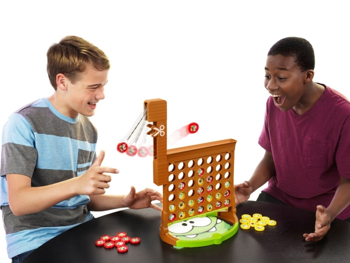 Connect 4 Cut The Rope