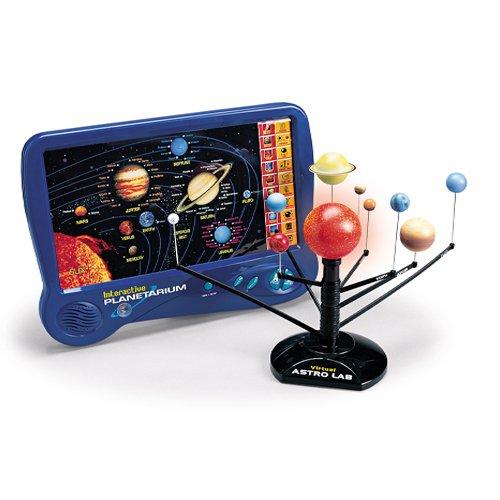 3-D Solar System & Interactive Planetarium