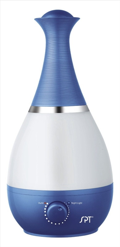 Ultrasonic Humidifier with Fragrance Diffuser