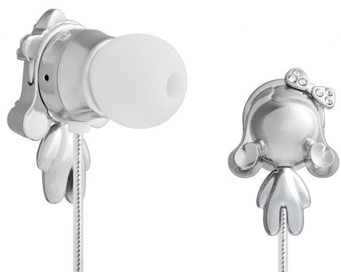 Monster Harajuku Lovers Space Age In-Ear Headphones