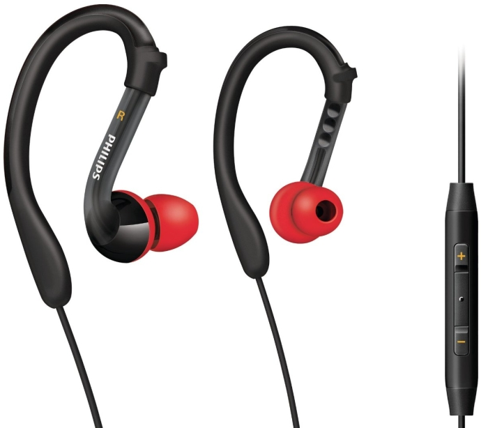 Philips ActionFit SHQ3017/28 Sports Earhook Headset