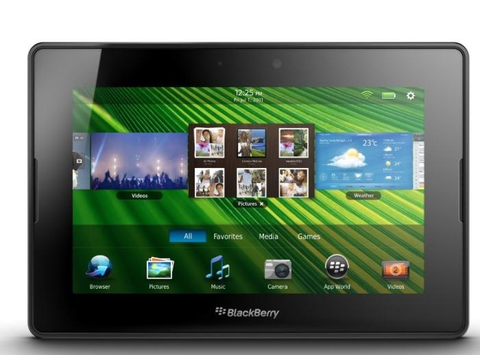 Blackberry Playbook 7-Inch Tablet (64GB)