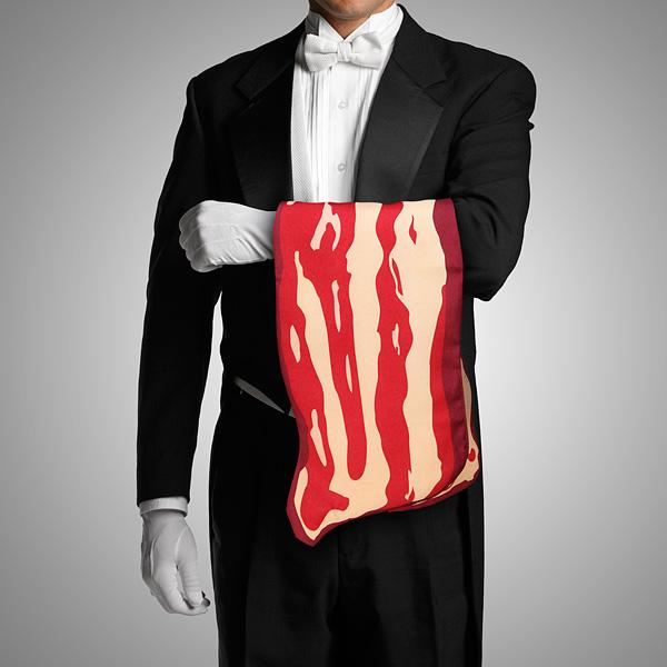 Sizzling Bacon Tea Towel