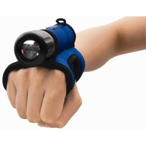 Led Diving Light with Gloves