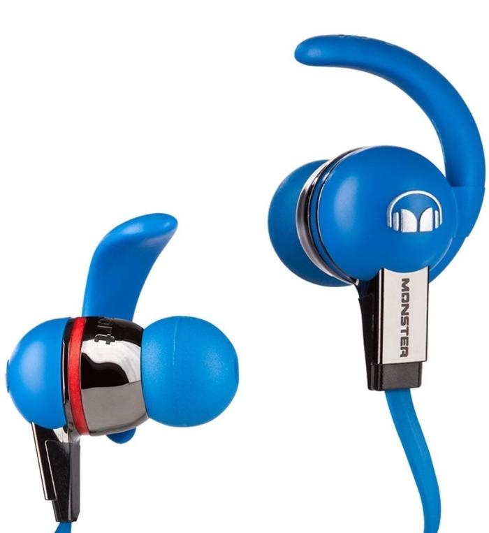 Monster iSport Immersion In-Ear Headphones