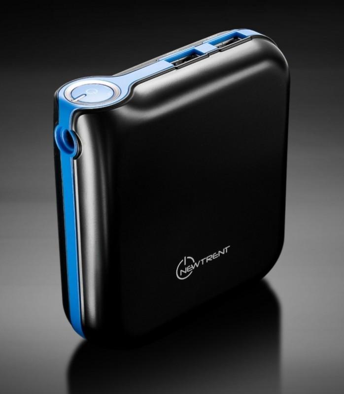 Heavy Duty 2A/1A Dual USB Ports External Battery Pack