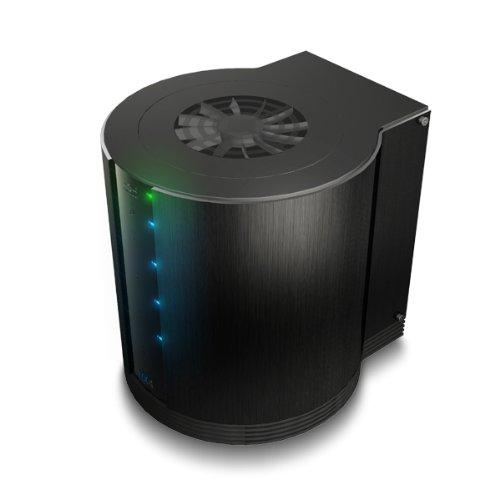 4 Bays 3.5-Inch SATA to USB 3.0 & eSATA External Hard Drive