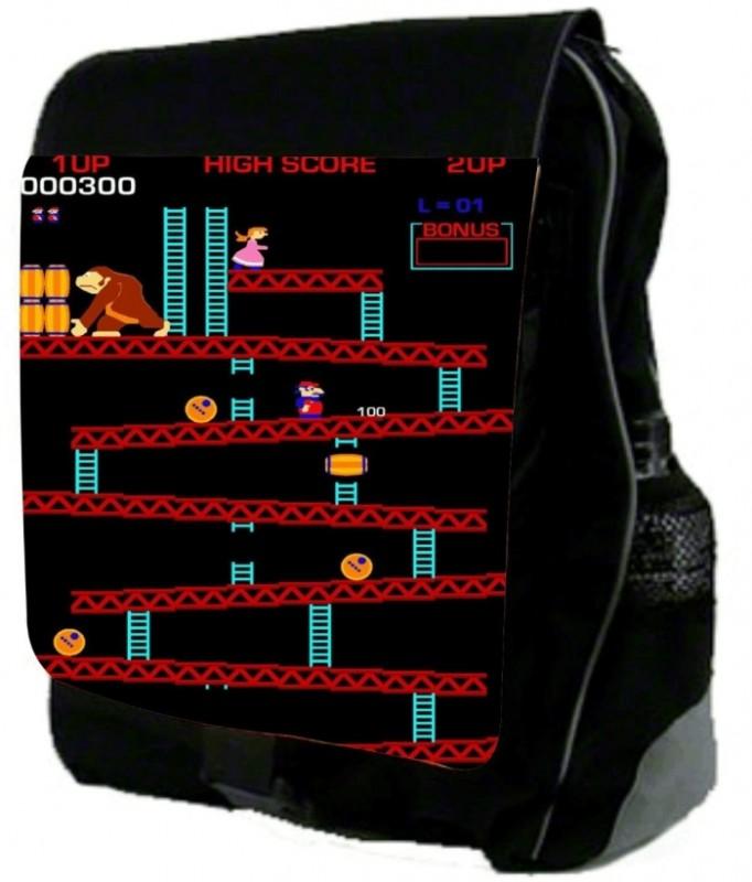 Retro Donkey Kong Back Pack