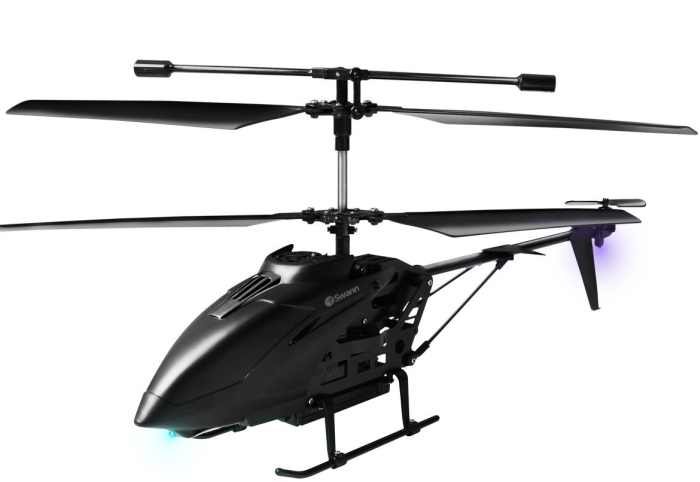 Swann RC Stealth Helicopter with Video Camera
