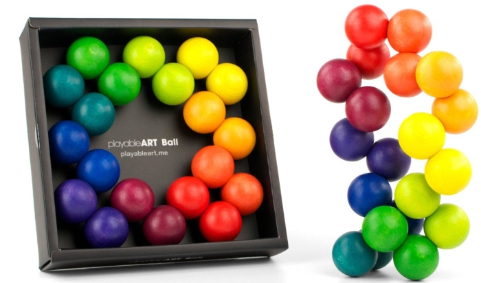 Playable ART Ball